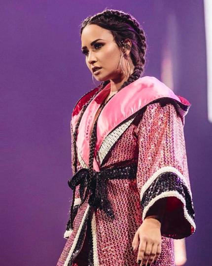 Demi Lovato retorna às aulas de MMA e demite sua personal