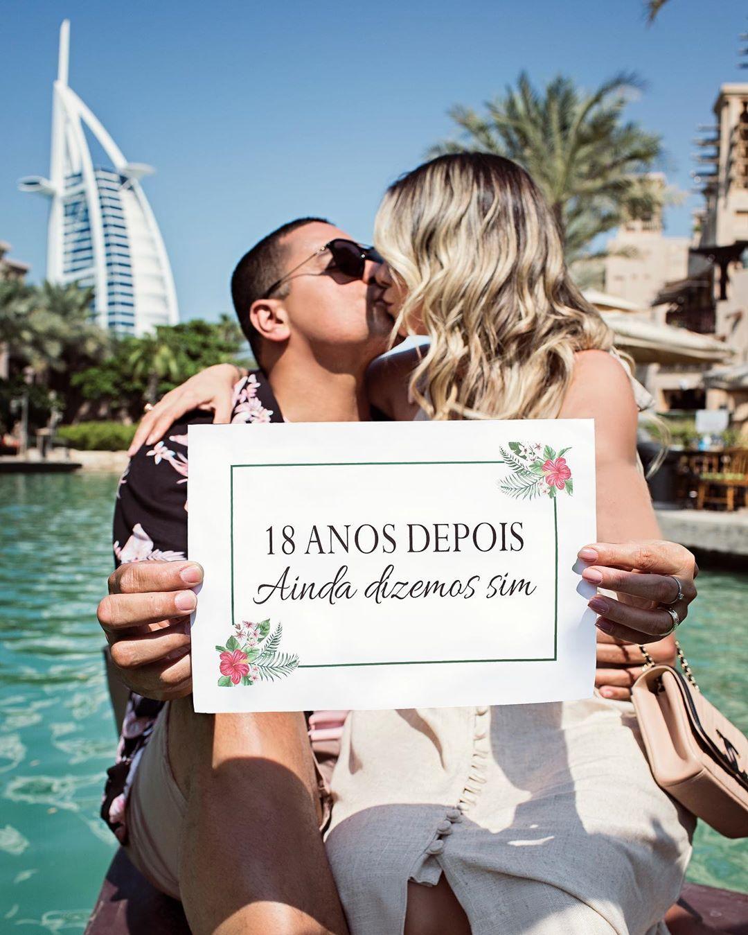 Carla Perez E Xanddy Completam 18 Anos De Casamento Ainda