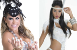 Musas do Carnaval de SP posam para revista