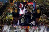 Rio: Confira os desfiles do 1� dia