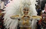 Rio: Veja as beldades do 1� dia de desfile