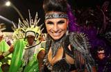 Mocidade Alegre: conhe�a as musas de 2014