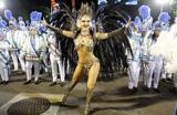 Veja como foi a 1� noite de desfiles da s�rie A no Rio