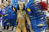 Veja fotos das mulheres mais belas do Carnaval 2014