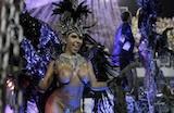 Veja musas na 1� noite de desfiles do Grupo Especial no Rio