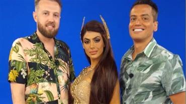 Veja tudo o que rolou no primeiro dia dos Bastidores do Carnaval na RedeTV!