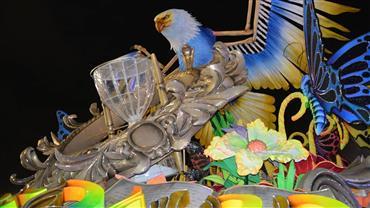 Águia de Ouro é campeã do Grupo Especial de São Paulo no Carnaval 2020