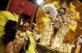 Desfile das Campe�s em S�o Paulo