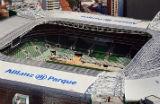 Allianz Parque est� com 95% das obras conclu�das; veja fotos