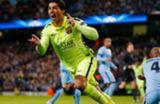 Veja fotos de City 1x2 Barcelona e Juventus 2x1 Borussia