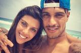 Conhe�a a namorada de Guerrero que acompanha o peruano em jogos do Corinthians