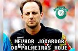 Falha de Rog�rio Ceni contra o Palmeiras gera memes