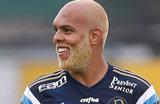 Relembre jogadores que assim como Alecsandro surpreenderam ao descolorir a barba