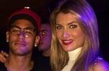Conhe�a a loira que passou o Carnaval ao lado de Neymar