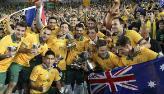 RedeTVi - Esportes - Austr�lia vence Coreia na prorroga��o e fatura Copa da �sia pela primeira vez