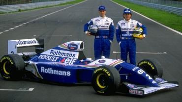 """Damon Hill diz em autobiografia que Schumacher """"poderia estar trapaceando"""" na temporada em que Senna morreu"""