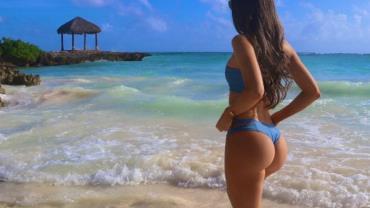 'Bumbum mais bonito da web' mostra por que tem 10,5 milhões de seguidores no Instagram