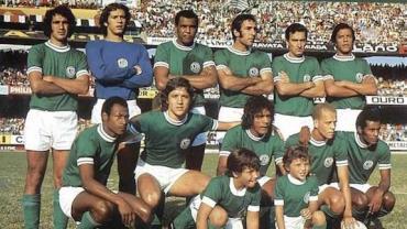 """Ademir da Guia lembra dia que Palmeiras venceu Barcelona de Cruyff e impediu final com Santos de Pelé: """"Ele não fez nada"""""""