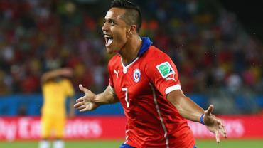 Após gol contra Alemanha, Alexis Sánchez se torna maior artilheiro da história da seleção chilena