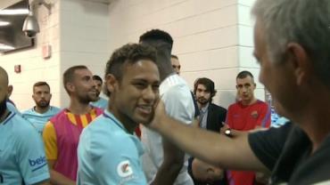 """Admirador de Neymar, Mourinho fala sobre treinar PSG no futuro: """"É fantástico"""""""