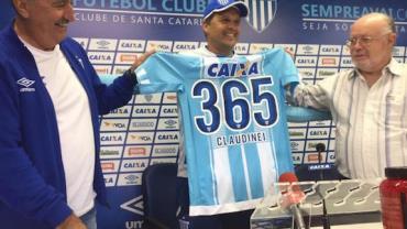 Claudinei Oliveira é o 2º técnico a iniciar e terminar Brasileirão no cargo mesmo sendo rebaixado