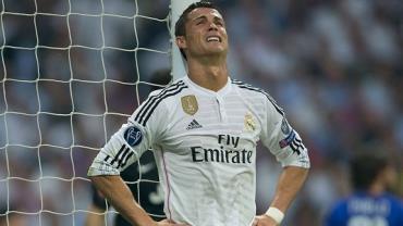 Real Madrid não tem nenhum jogador entre os 200 principais artilheiros das ligas europeias na temporada