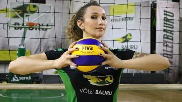 CBV não considera convocação de Tifanny por diretriz da FIVB