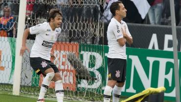 Corinthians vence Palmeiras por 1 a 0 em Itaquera