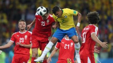 Brasil teve 19 chances de gol na fase de grupos da Copa, mas marcou 5