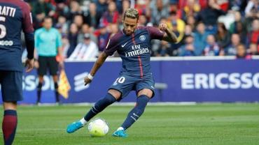 Neymar fica fora de 10 melhores da Bola de Ouro pela 1ª vez desde que chegou à Europa