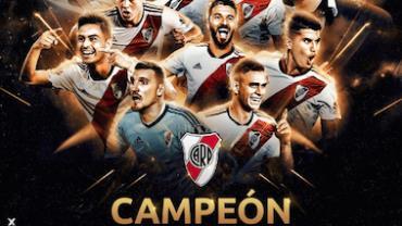 River vence o Boca na prorrogação por 3 a 1 e conquista Libertadores pela quarta vez