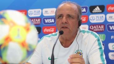 Técnico Vadão deixa a Seleção Brasileira Feminina