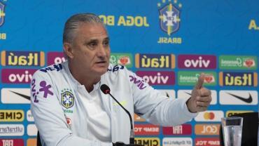 Tite convoca seleção brasileira para amistosos contra Senegal e Nigéria