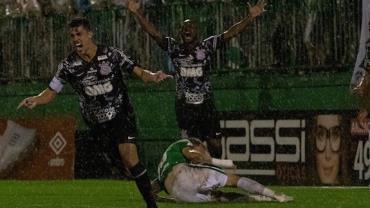 Corinthians e Vasco vencem pelo Brasileiro