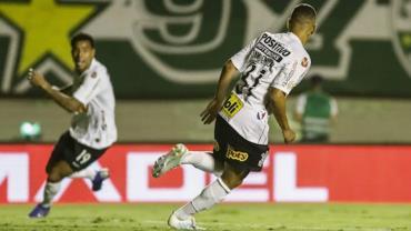 Goiás e Corinthians ficam no empate; Vasco vence Botafogo