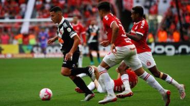 Vasco mantém a boa fase e derrota Internacional