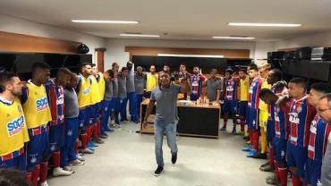 Bahia empata com vice-lanterna; Athletico e Cruzeiro ficam no 0 a 0