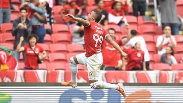 Internacional derrota Fluminense no Beira-Rio