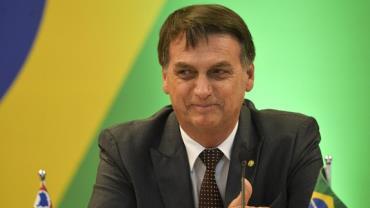 Bolsonaro parabeniza Flamengo após vítoria por 2 a 1 sobre o River