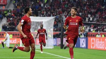Liverpool vence e pegará Flamengo na final do Mundial