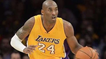 Mundo do esporte lamenta morte de Kobe Bryant