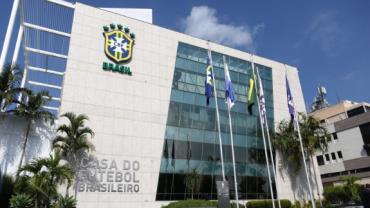 CBF divulga plano de R$19 milhões para auxiliar clubes durante a pandemia do coronavírus