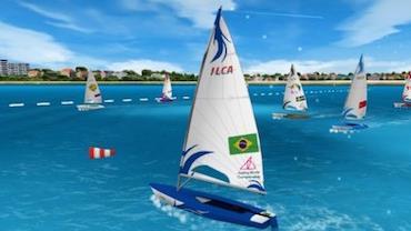 Velejadores se preparam para regatas virtuais da Semana Internacional de Vela de Ilhabela