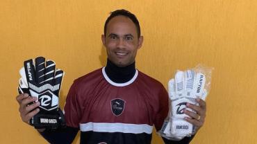 Em meio à polêmicas, Bruno participa de seu primeiro treino pelo Rio Branco