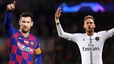 Oitavas da Champions terão duelo entre Barcelona e PSG