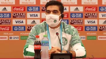 """Abel Ferreira diz que Palmeiras tem que """"competir para ganhar"""""""