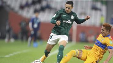 Palmeiras perde para o Tigres e deixa o Mundial de Clubes