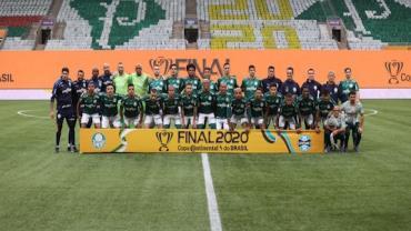 Palmeiras supera o Grêmio pela 2ª vez e é tetracampeão da Copa do Brasil