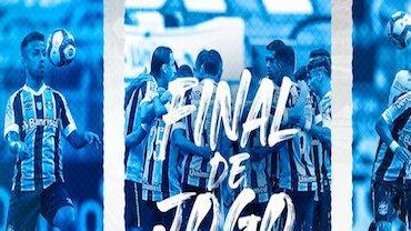Grêmio passa pelo Caxias e vai em busca do tetra no Campeonato Gaúcho
