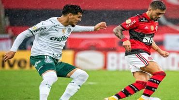 Com Pedro decisivo, Flamengo vence Palmeiras na estreia do Brasileiro